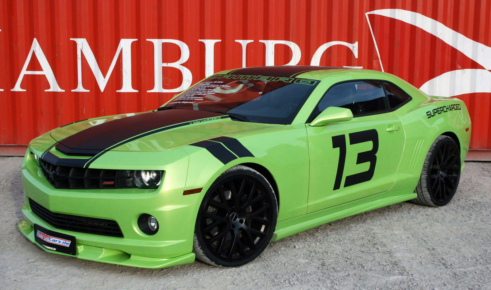 2011 Chevrolet Camaro Super Sport 564 HP By GeigerCars