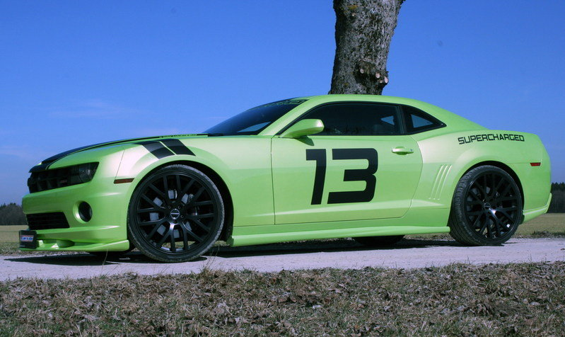 2011 Chevrolet Camaro Super Sport 564 HP by GeigerCars High Resolution Exterior - image 398678
