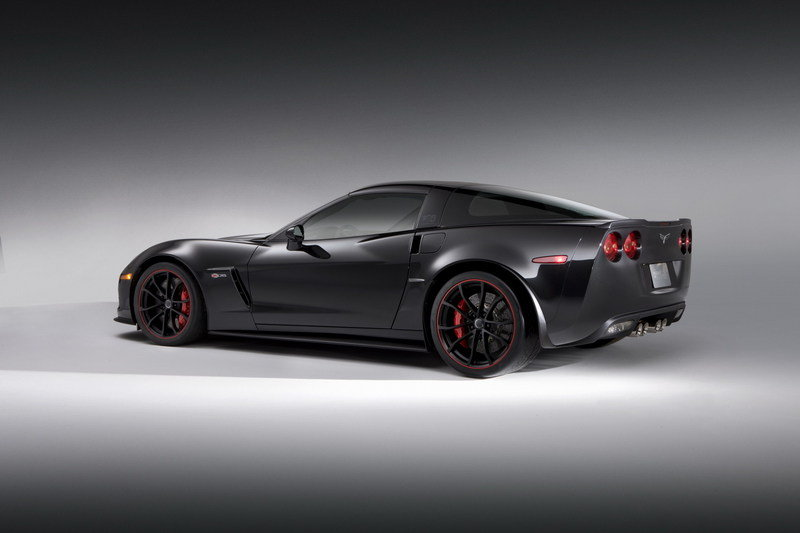 2012 Chevrolet Centennial Edition Corvette High Resolution Exterior - image 398374