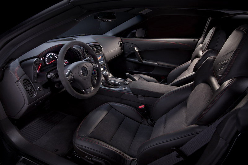 2012 Chevrolet Centennial Edition Corvette High Resolution Interior - image 398375
