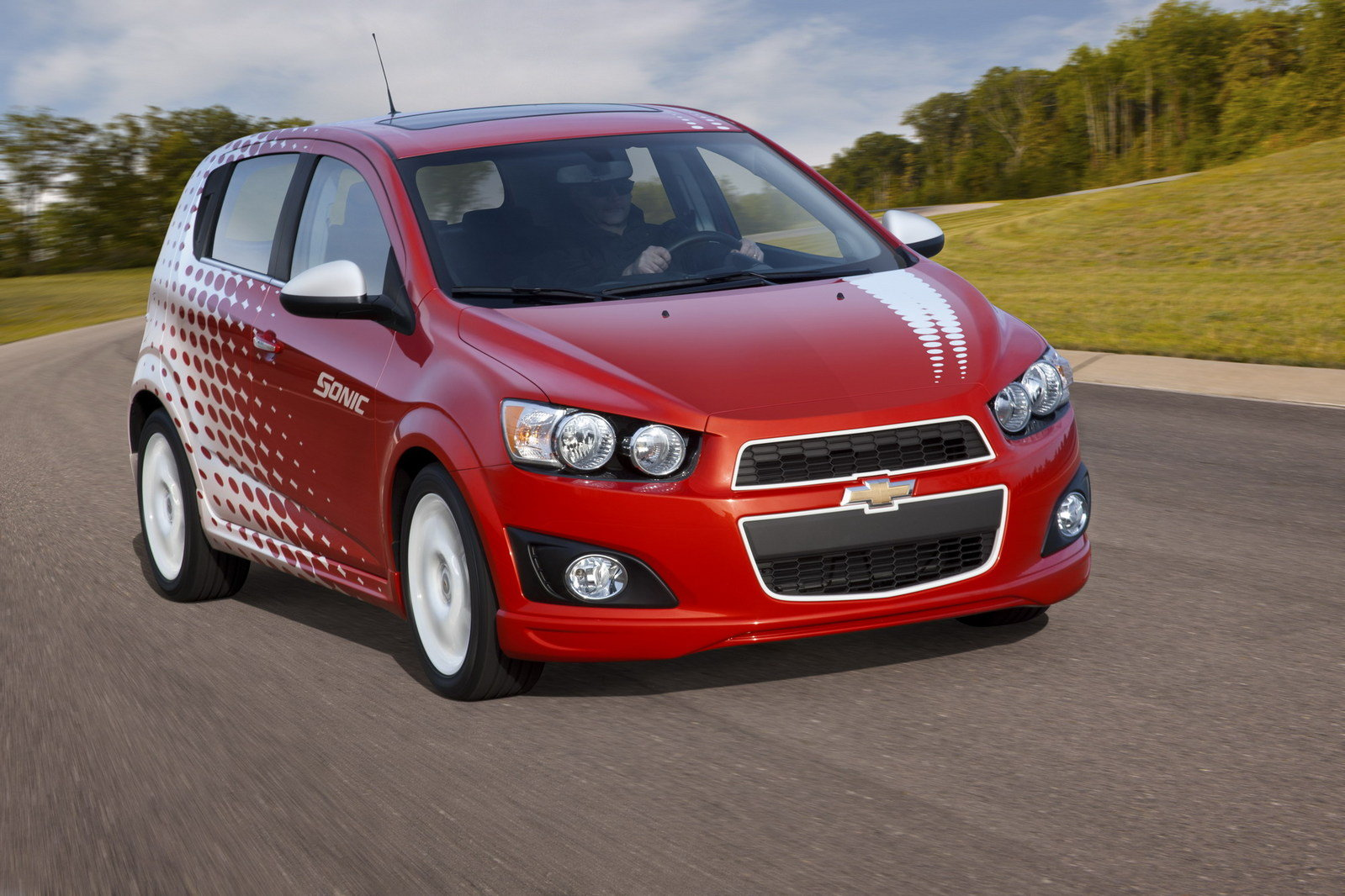 2012 chevrolet sonic z spec review top speed. Black Bedroom Furniture Sets. Home Design Ideas