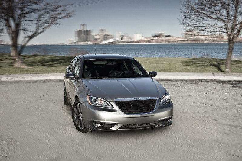 2012 Chrysler 200 S Convertible High Resolution Exterior - image 399222