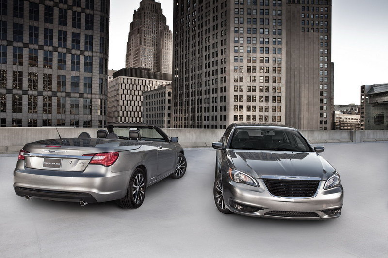 2012 Chrysler 200 S Convertible High Resolution Exterior - image 399223
