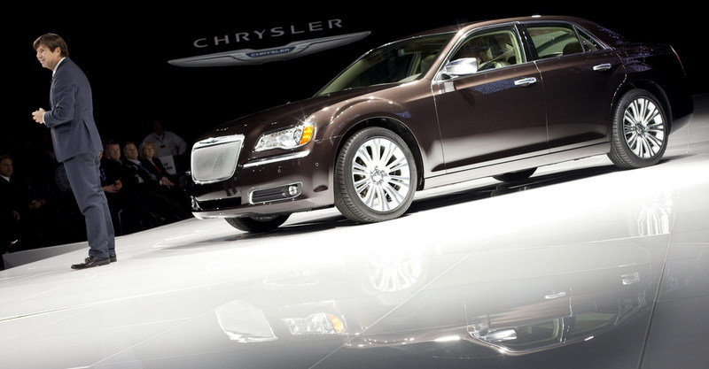 Chrysler 300 Reviews Specs Prices Photos And Videos Top Speed