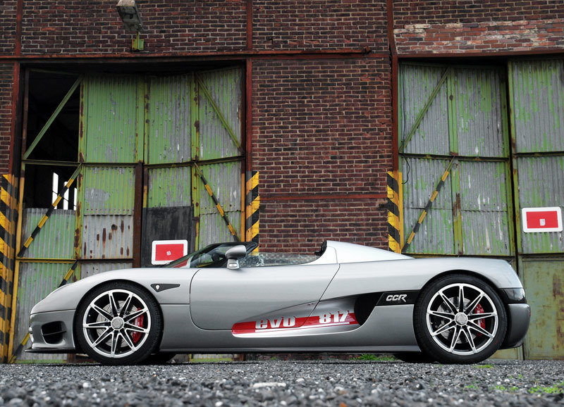 2011 Koenigsegg CCR Evolution by Edo Competition