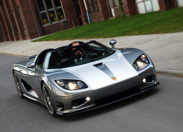 koenigsegg ccr evolution by edo competition picture