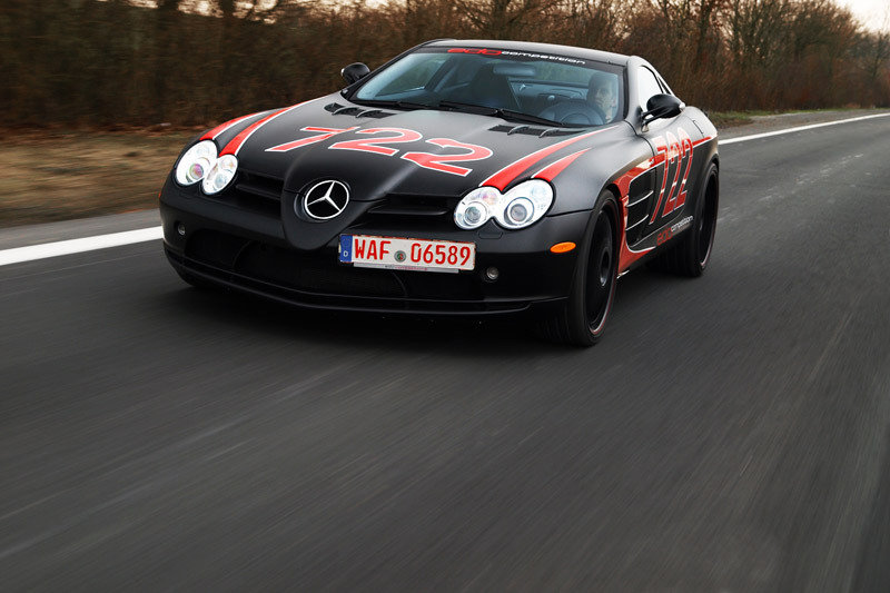 2011 Mercedes SLR Black Arrow by Edo Competition Exterior - image 398436