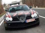 2011 Mercedes SLR Black Arrow by Edo Competition - image 398439