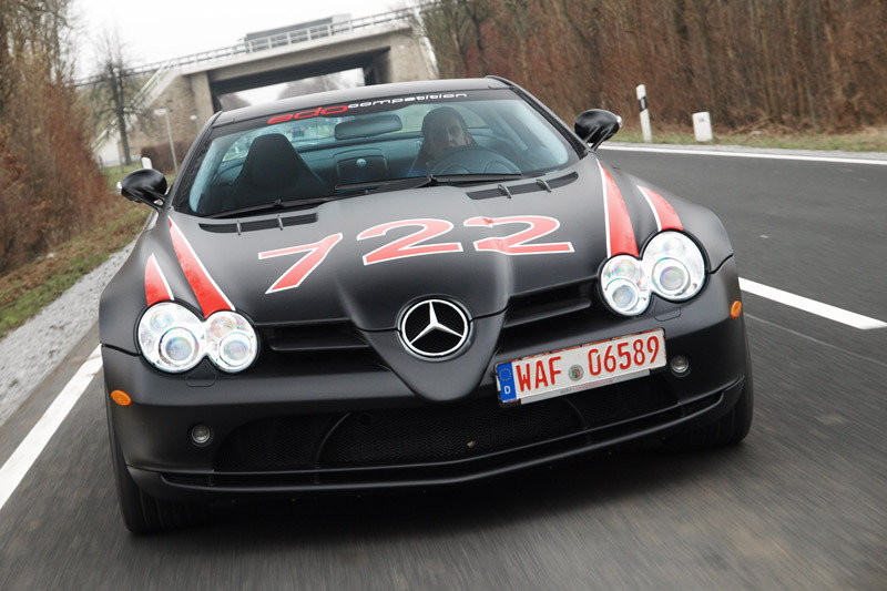 2011 Mercedes SLR Black Arrow by Edo Competition Exterior - image 398439