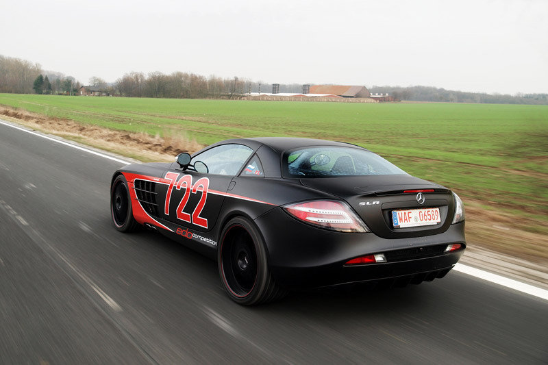 2011 Mercedes SLR Black Arrow by Edo Competition Exterior - image 398442