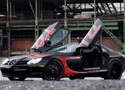 2011 Mercedes SLR Black Arrow by Edo Competition - image 398430