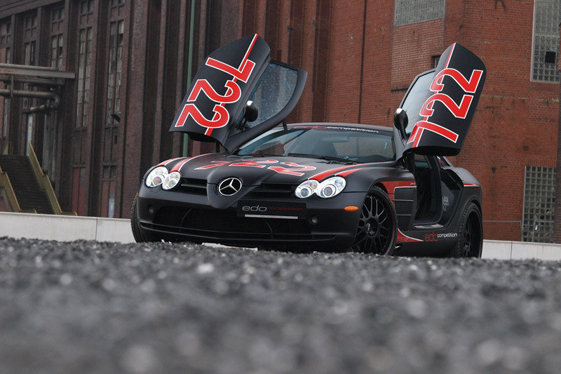 2011 Mercedes SLR Black Arrow by Edo Competition