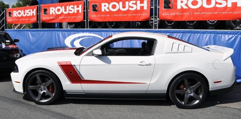 2012 Ford 'RS3' Mustang by Roush Performance Exterior - image 398703