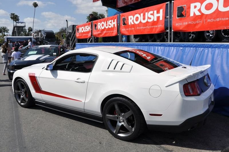 2012 Ford 'RS3' Mustang by Roush Performance Exterior - image 398704