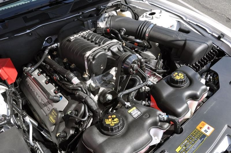 2012 Ford 'RS3' Mustang by Roush Performance Drivetrain - image 398707