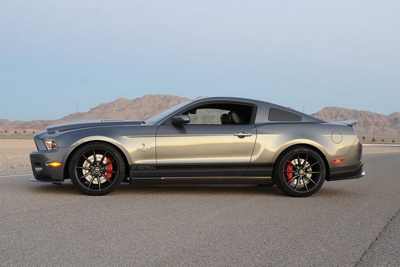 2012 Ford Shelby GT500 Super Snake Exterior - image 398328