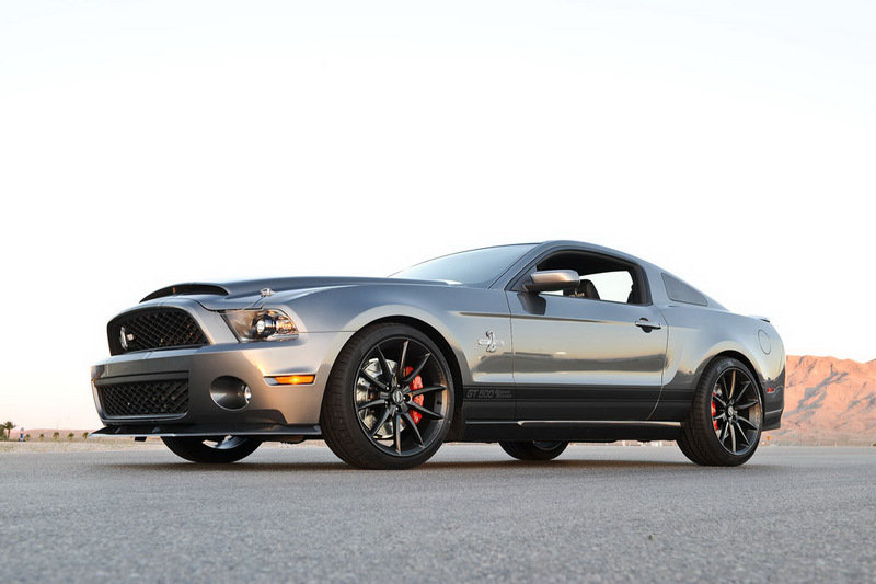 2012 Ford Shelby GT500 Super Snake Exterior - image 398329