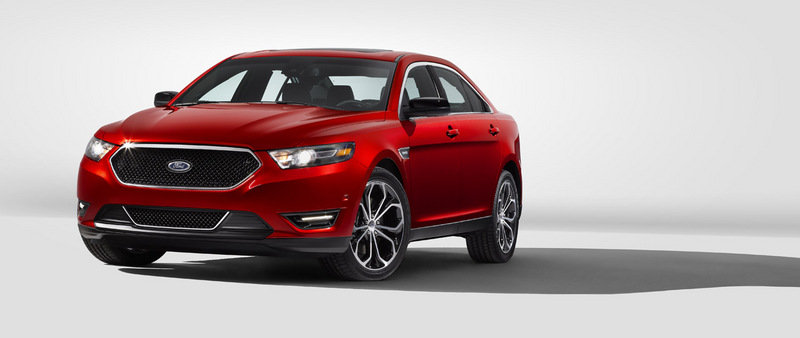2013 Ford Taurus SHO High Resolution Exterior - image 399381