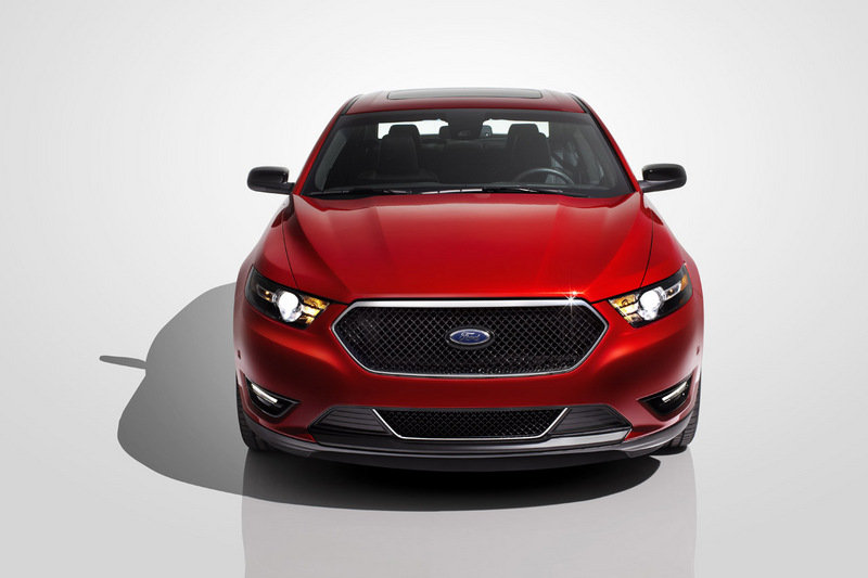 2013 Ford Taurus SHO High Resolution Exterior - image 399383