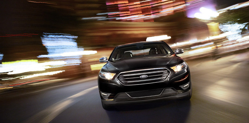 2013 Ford Taurus High Resolution Exterior - image 399395