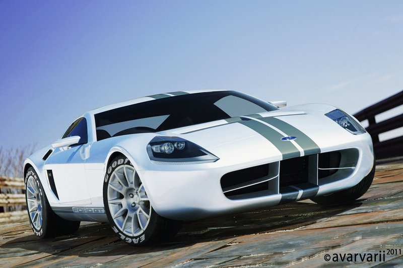 2017 Ford GT Gallery 610626 | Top Speed