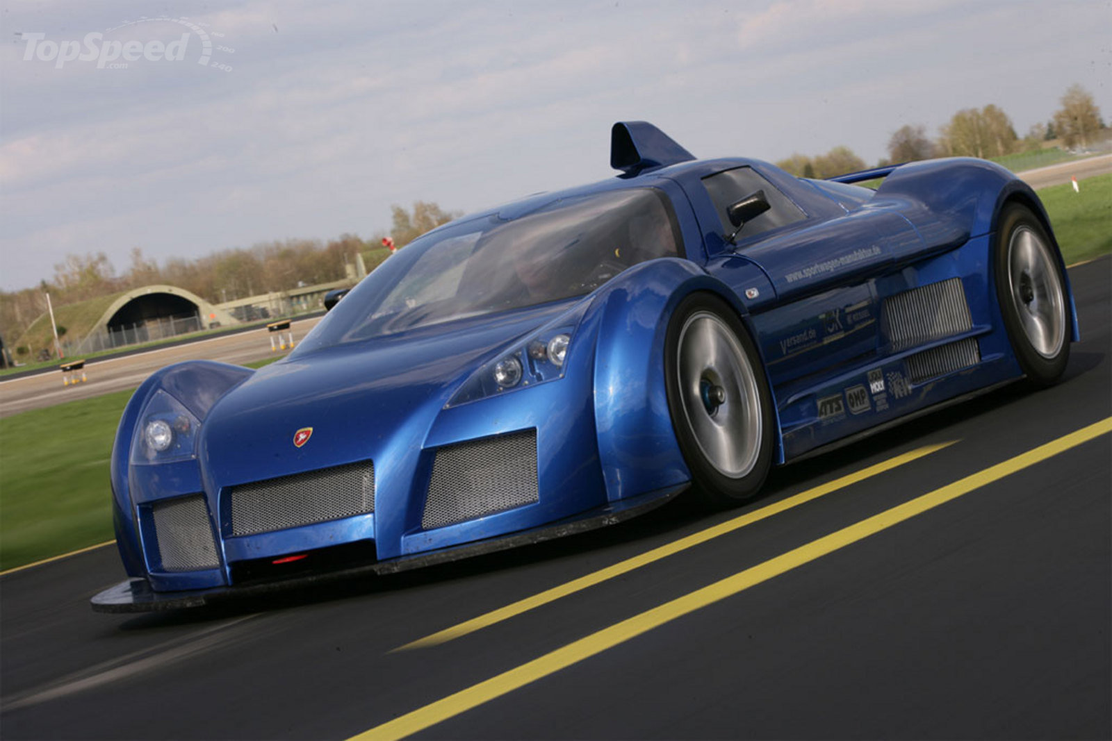 2006 2012 Gumpert Apollo Review Top Speed