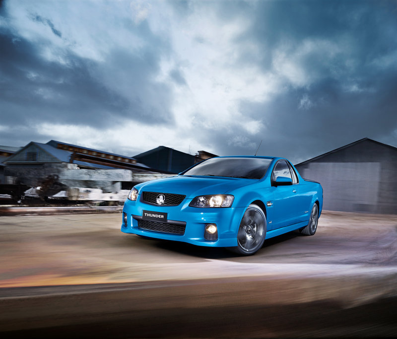 2011 Holden Thunder Ute High Resolution Exterior Wallpaper quality - image 398609
