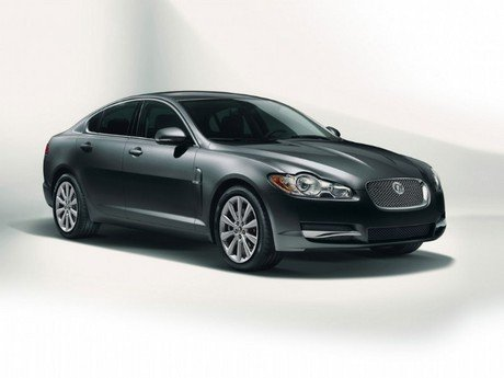 jaguar xf and xj designer edition