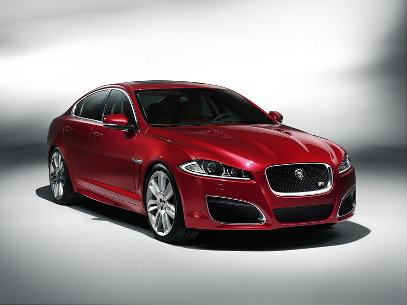 2012 Jaguar XF-R High Resolution Exterior Wallpaper quality - image 399740