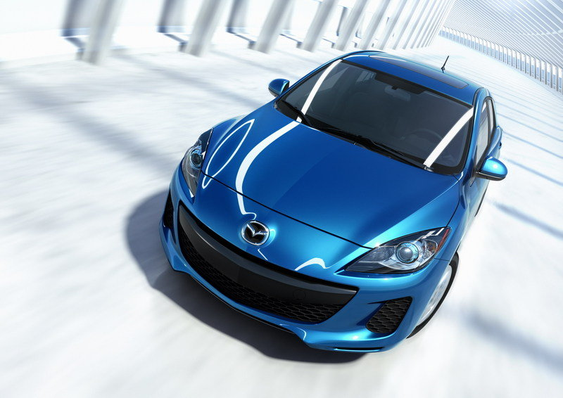 2012 Mazda3 High Resolution Exterior - image 399604