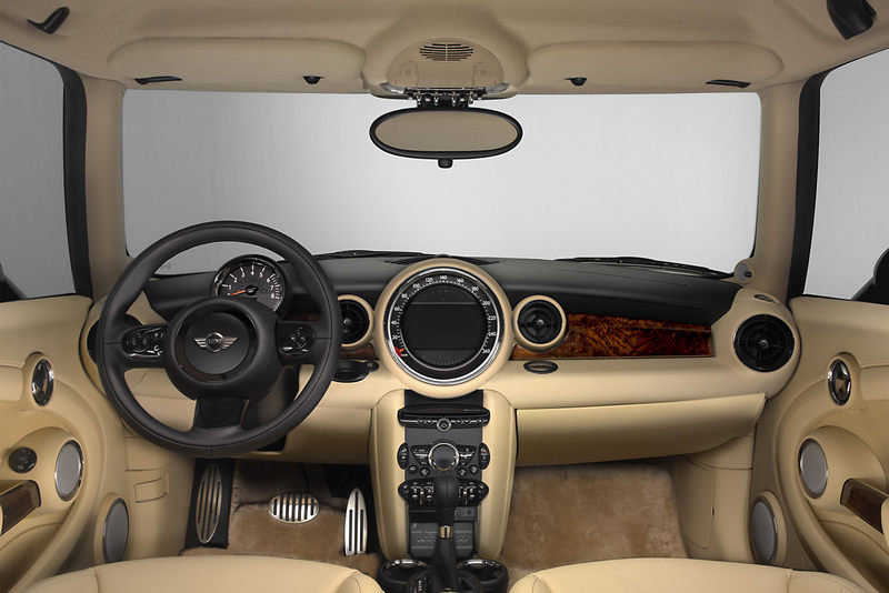 "2011 MINI Cooper S ""Inspired by Goodwood"" by Rolls-Royce High Resolution Interior - image 398827"