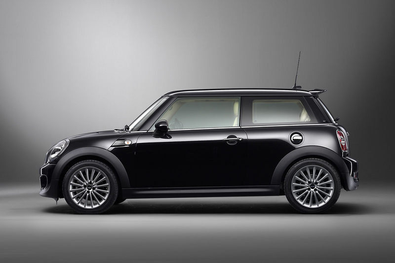 "2011 MINI Cooper S ""Inspired by Goodwood"" by Rolls-Royce High Resolution Exterior - image 398801"