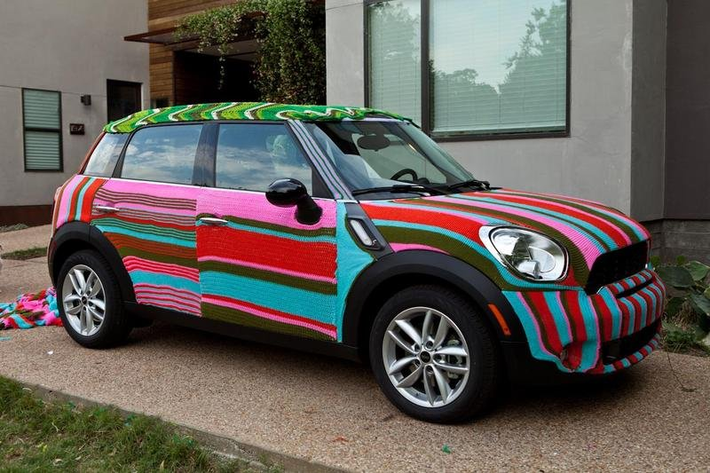 2011 MINI Countryman 'Wanderlust' by Magda Sayegis