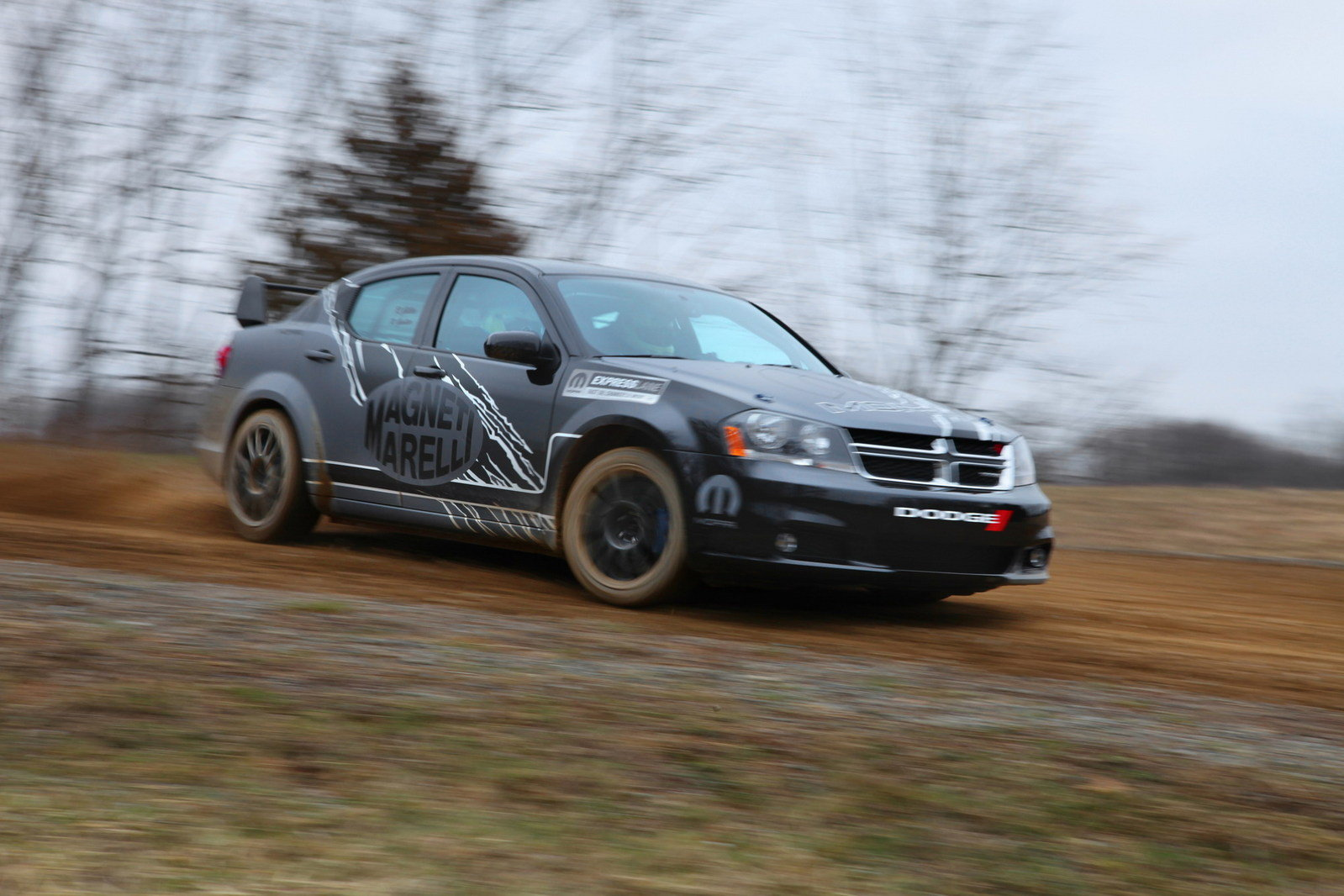 2011 Dodge Avenger Rally Car By Mopar Top Speed