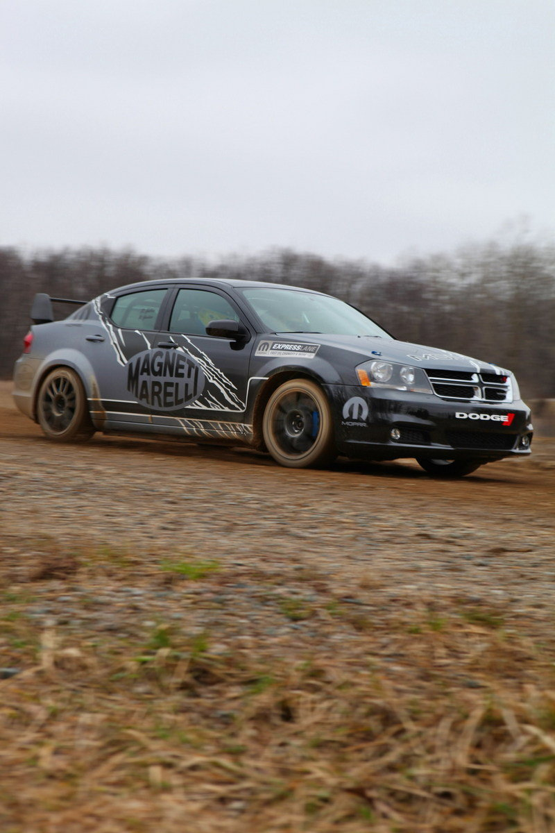 2011 Dodge Avenger Rally Car by Mopar