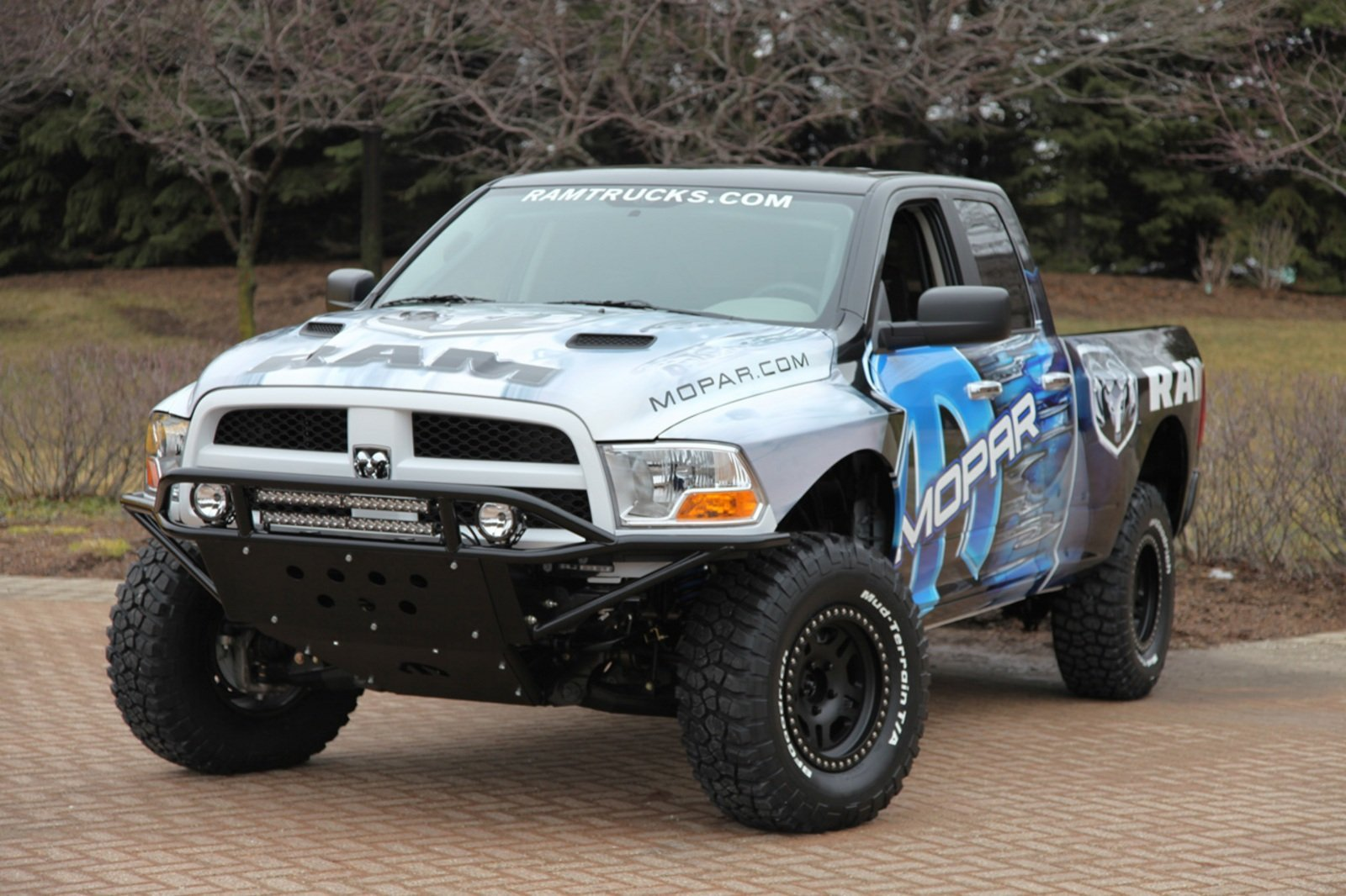 Chevy Reaper For Sale >> 2012 Dodge Mopar Ram Runner Stage II Review - Gallery ...