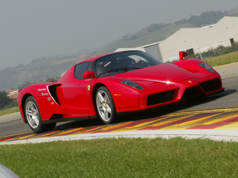 Next Ferrari Enzo will be inspired by the Bugatti Veyron High Resolution Exterior - image 399349