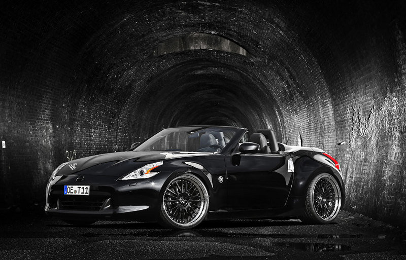 2008 - 2010 Nissan 370Z by Schmidt Revolution