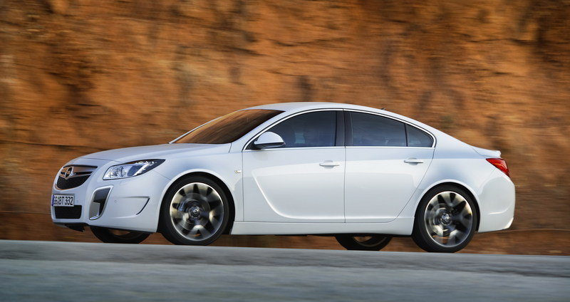 2011 Opel Insignia OPC Unlimited