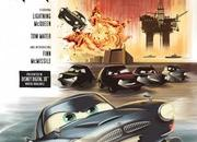 Pixar releases series of vintage posters for Cars 2 - image 398538
