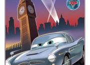 Pixar releases series of vintage posters for Cars 2 - image 398536