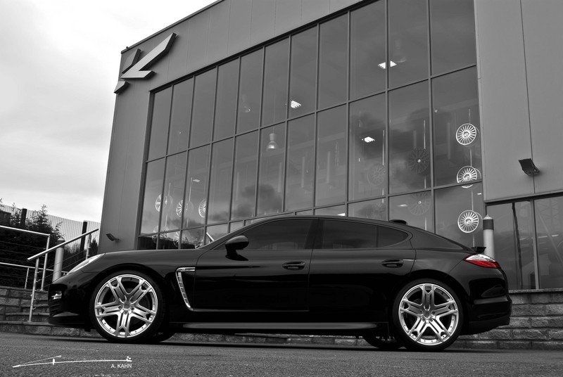 2011 Porsche Panamera RS600 by Project Kahn