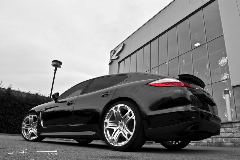 2011 Porsche Panamera RS600 by Project Kahn High Resolution Exterior - image 398218