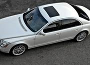2011 Maybach 57 Wedding Commemorative by Project Kahn - image 399802