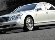 2011 Maybach 57 Wedding Commemorative by Project Kahn - image 399799