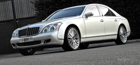Maybach 57  by Project Kah