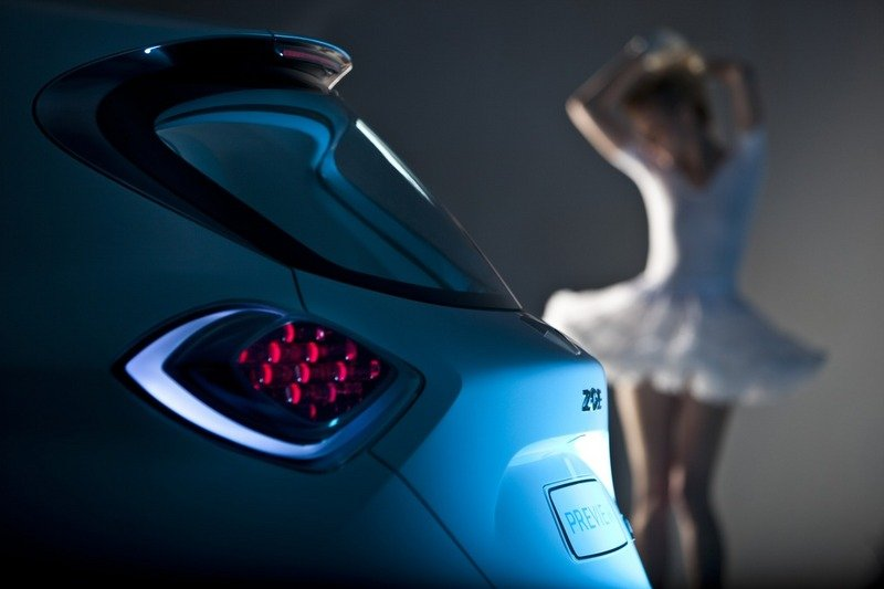 Renault drops models on the Zoe ZE Concept