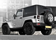 2011 Jeep Wrangler Silver by Project Kahn - image 398271