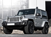 2011 Jeep Wrangler Silver by Project Kahn - image 398272