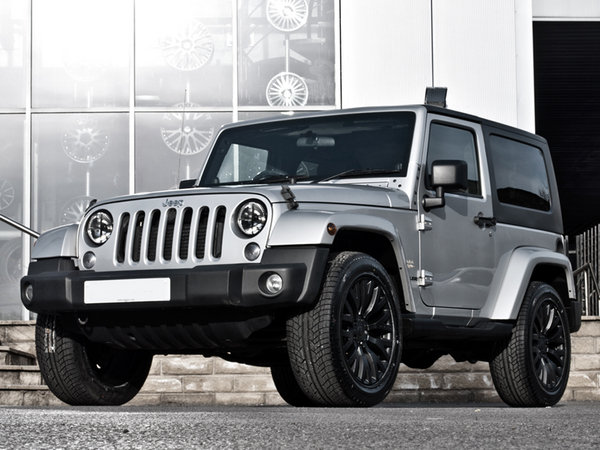 jeep wrangler silver by project kahn picture